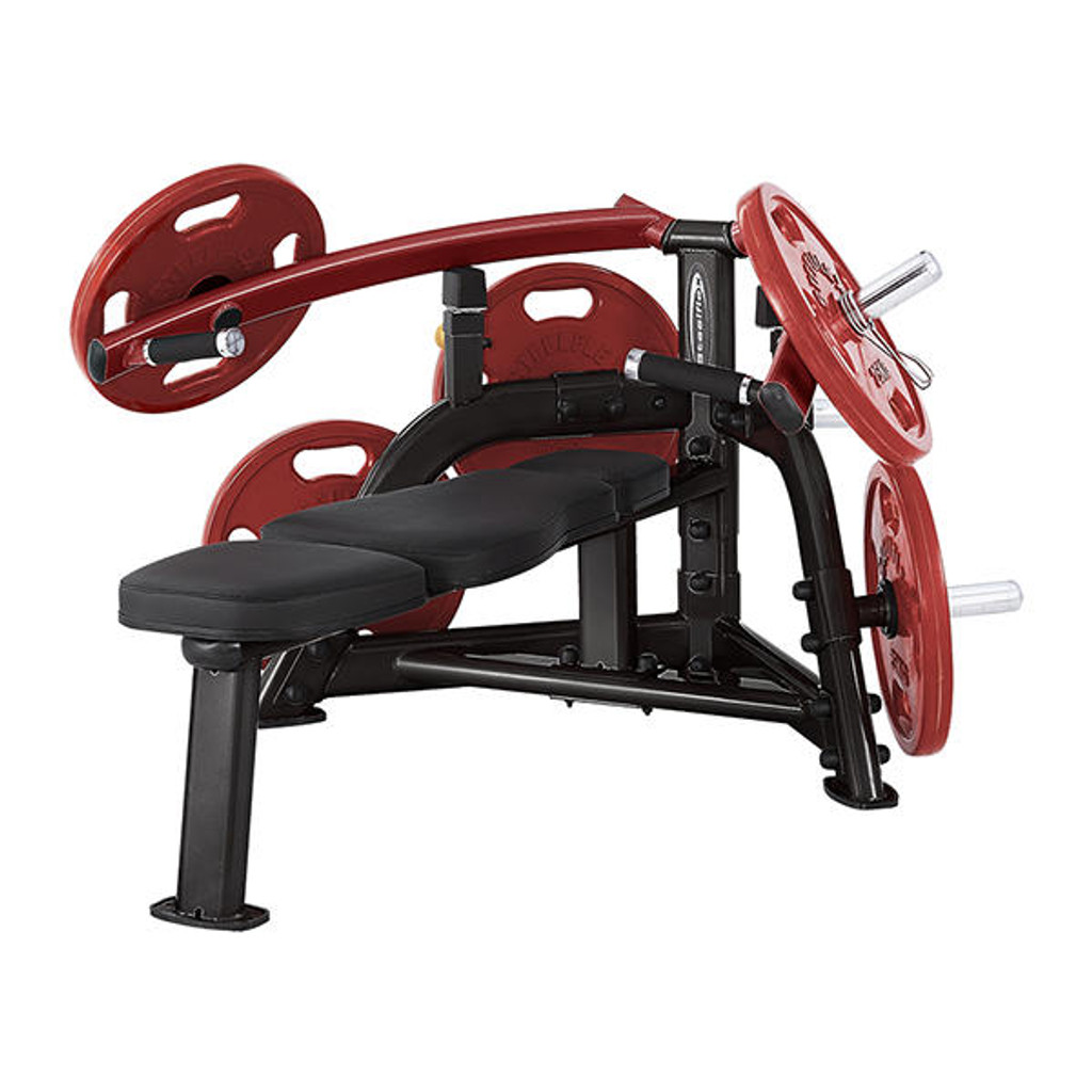 Steelflex Plate Load Commercial Bench Press Machine