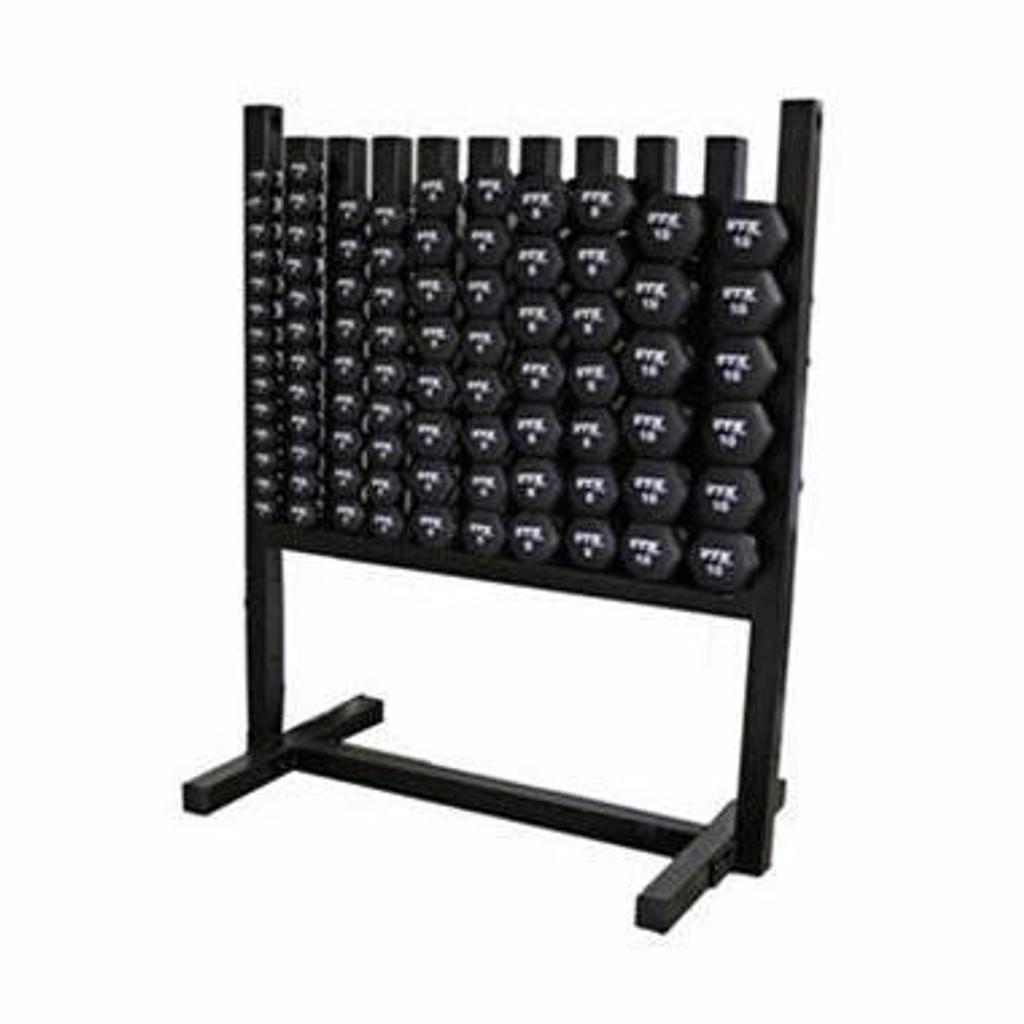 Troy Neoprene Dumbbell Weight Rack