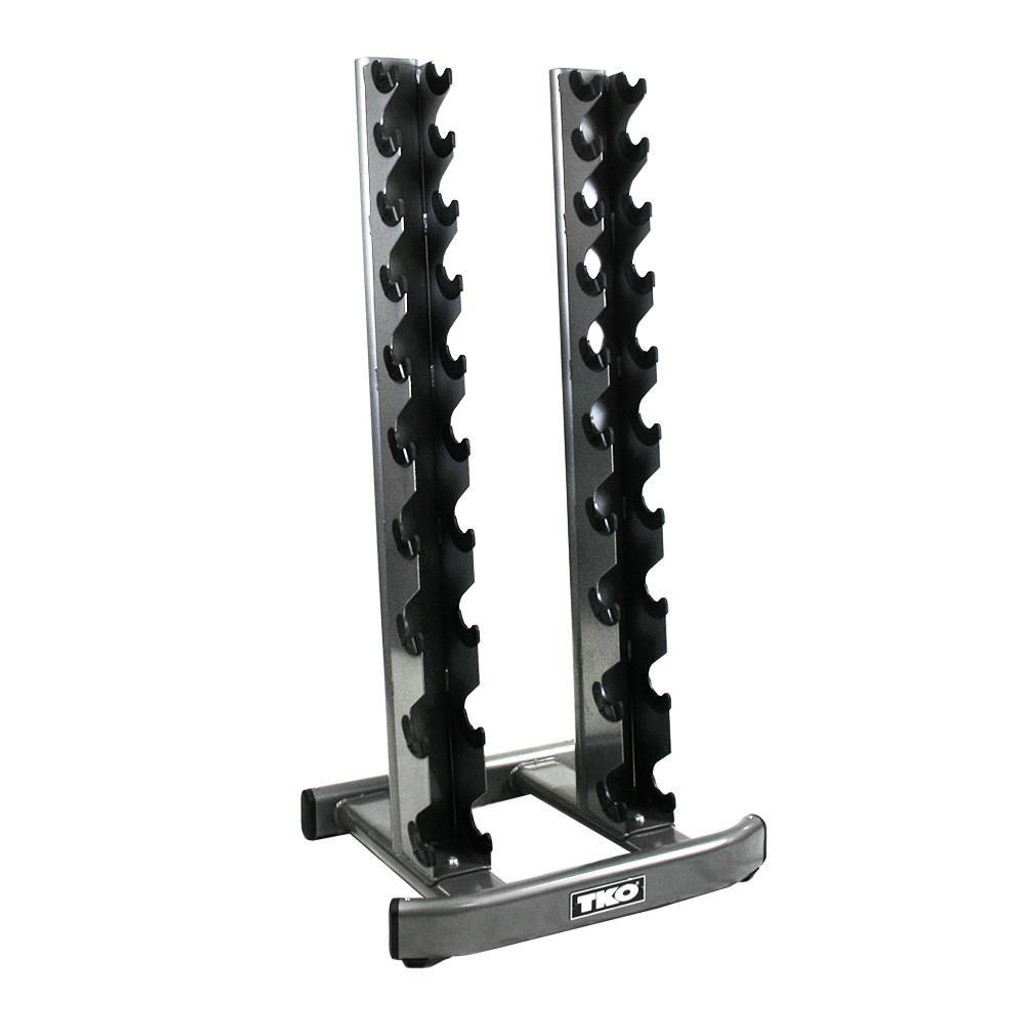 TKO Commercial Dumbbell Rack