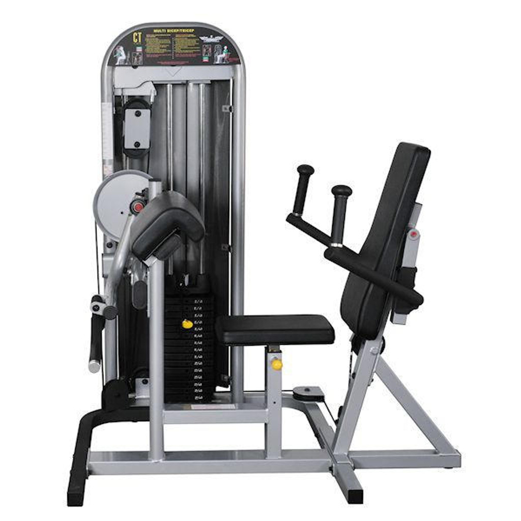 Inflight Fitness Bicep/Tricep Exercise Machine