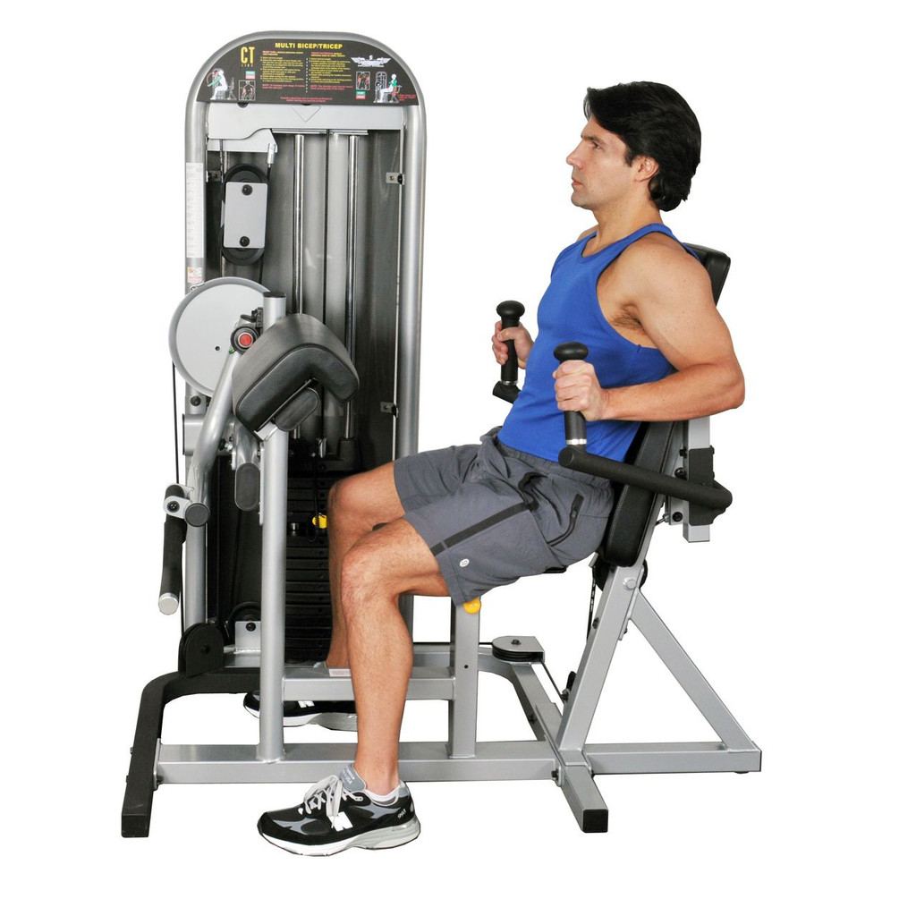 Inflight Fitness Arm Workout Machine