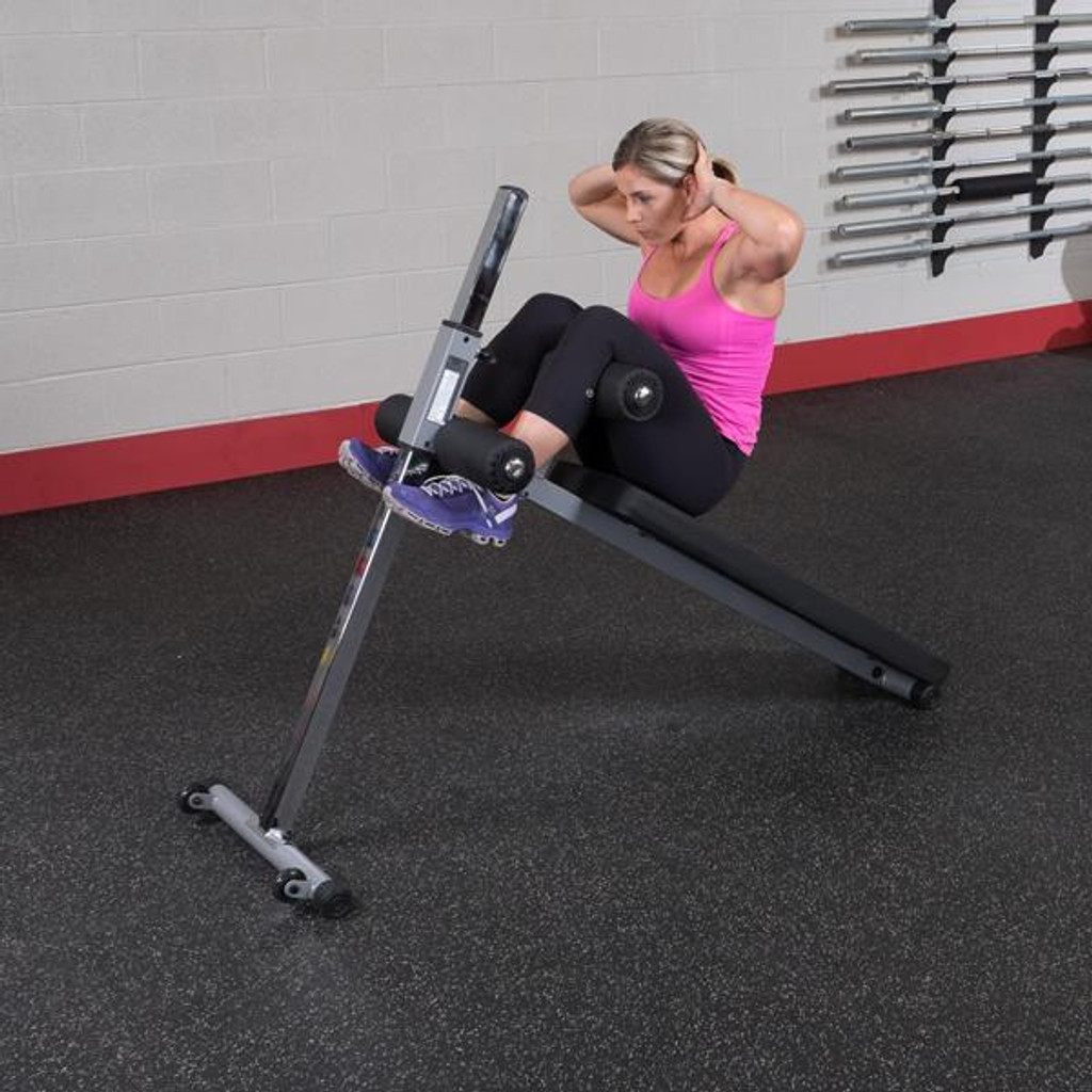 Body Solid Pro-Style Sit Up Board