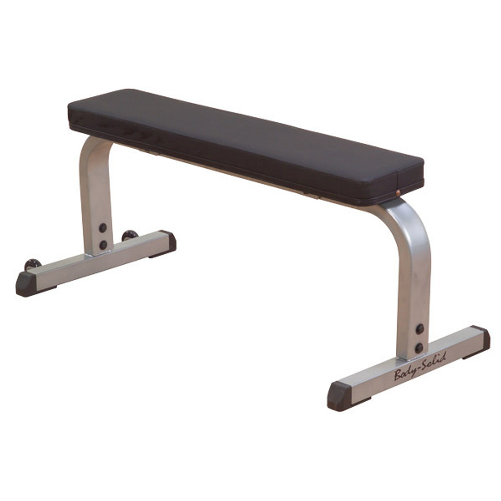 Body Solid Flat Workout Bench - GFB350