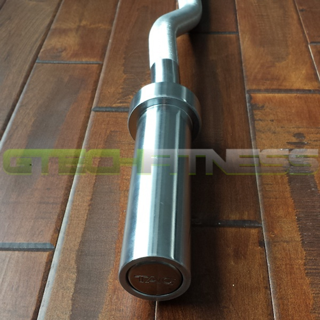 TAG Fitness Curl Weight Bar