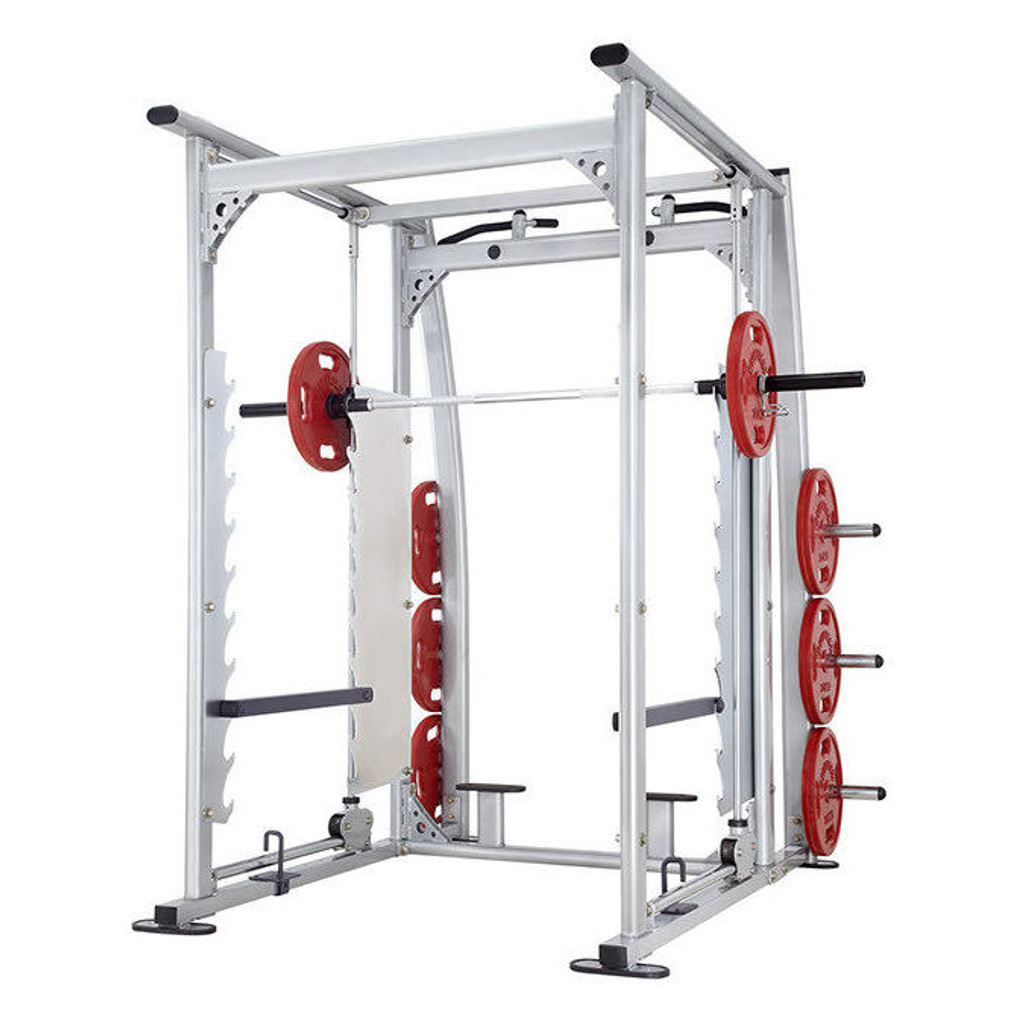 Steelflex 3D Commercial Smith Weight Machine