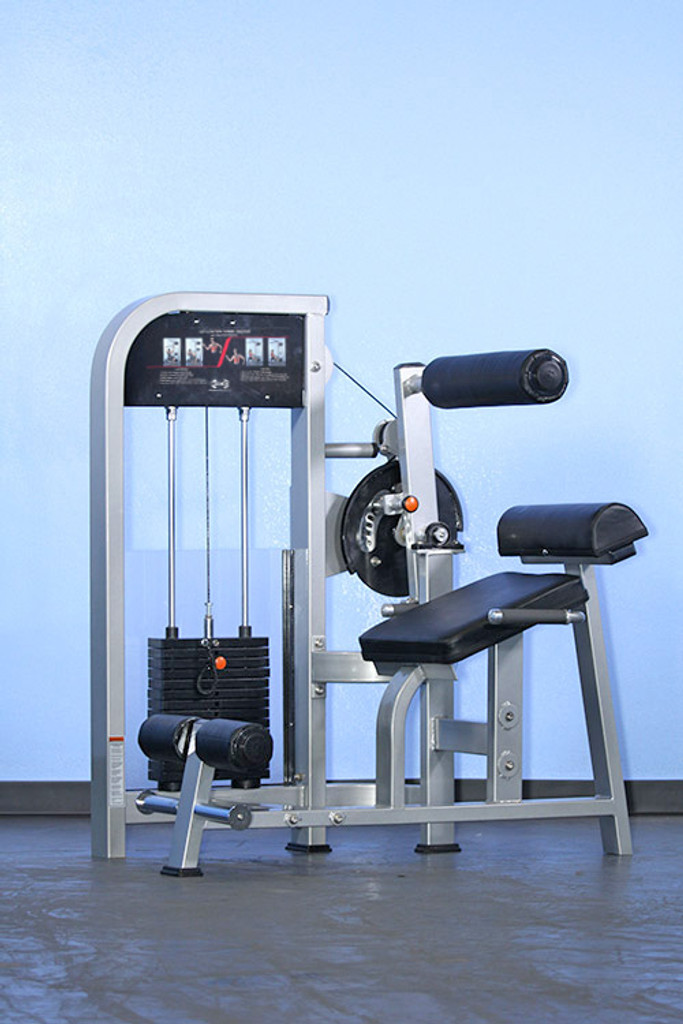 Muscle D Professional Ab/Back Machine