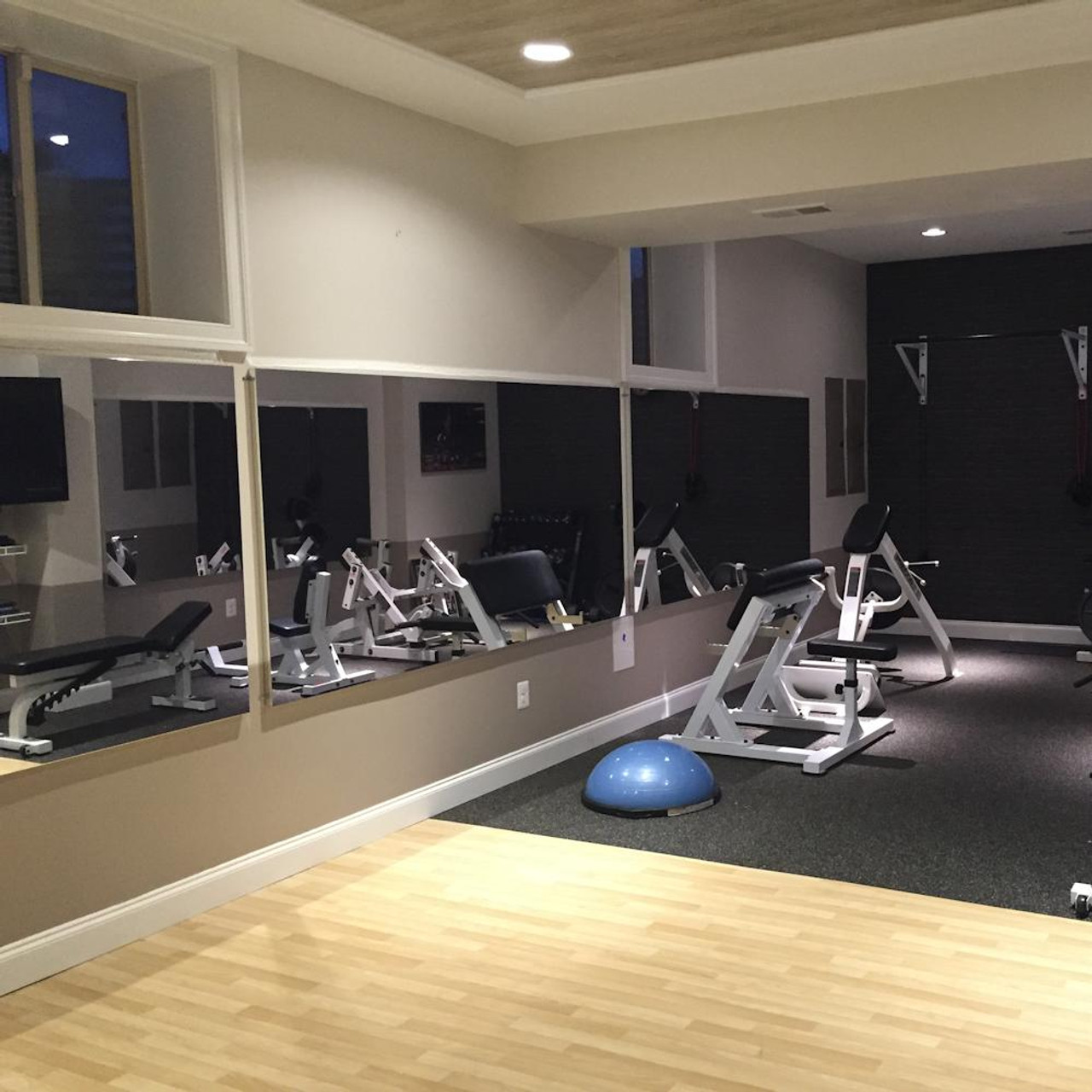 Awesome Glassless Gym Wall Mirrors Download Free Architecture Designs Rallybritishbridgeorg