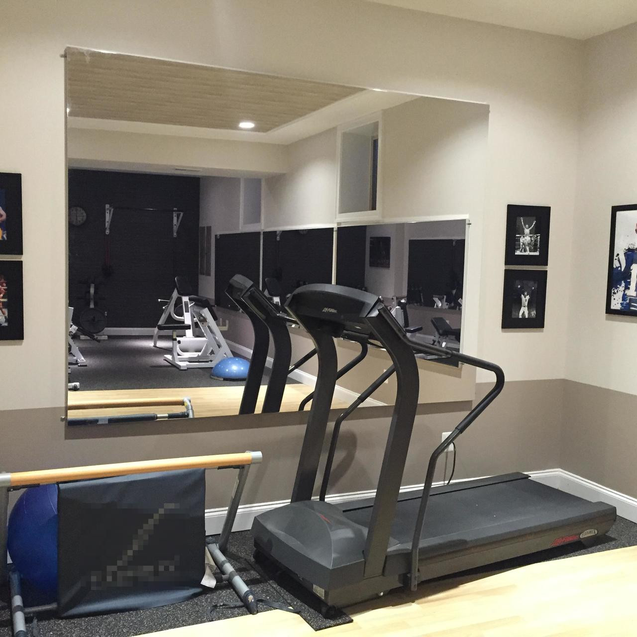 Peachy Glassless Gym Wall Mirrors Download Free Architecture Designs Rallybritishbridgeorg