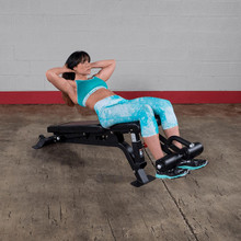 Body Solid FID Weight Bench - Decline Position