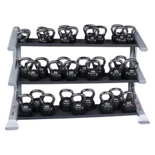 Body-Solid Commercial Kettlebell Weight Stand