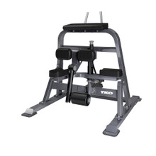 TKO Commercial Standing Plate Load Hamstring Curling Machine