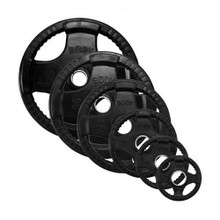 Body Solid Rubber Encased Grip Plates
