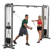 Body Solid Pro Clubline Cable Machine - SCC1200G