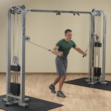 Body Solid Clubline Crossover Machine