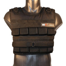 MiR Fitness Vest with Weights - Slim Style
