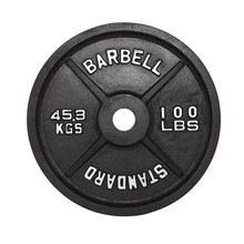 100 lb. USA Sports Olympic Plate