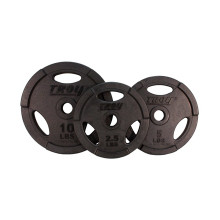Troy Barbell Group Strength Rubberized Grip Plates