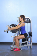 Muscle D Gym Arm Machine