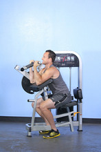 Muscle D Gym Bicep/Tricep Combo Machine
