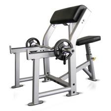 Inflight Fitness (#5011) Preacher Curl Bench