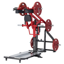 Steelflex (#PLSS) Standing Squat Machine