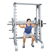 Inflight Fitness (#5003) Smith Press Machine