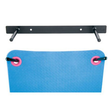 Aeromat Wall Mount Hanging Exercise Mat Rack