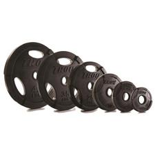 Troy (#GO-U) Urethane Olympic Grip Plates