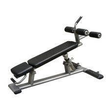TAG Fitness Adjustable Decline Bench