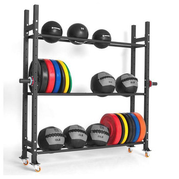 Xtreme Monkey Mobile Fitness Equipment Rack