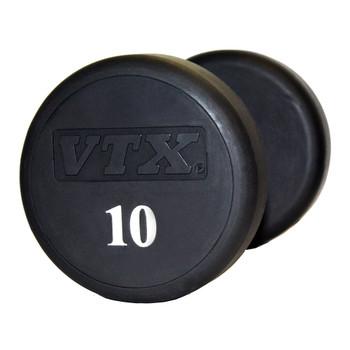 Troy VTX (#XD-U) Round Urethane Dumbbells
