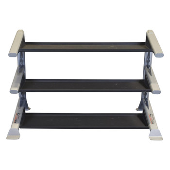 Body Solid 3-Tier Commercial Kettlebell Rack