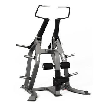 TKO (#903LPD) Plate Loaded Lat Pull Machine
