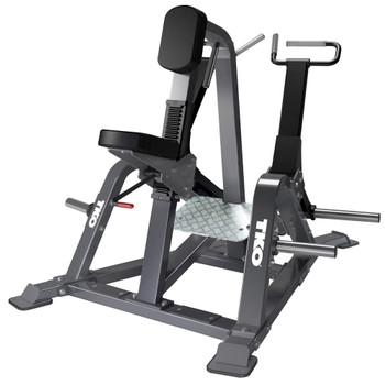 TKO Leverage Seated Vertical Row Machine