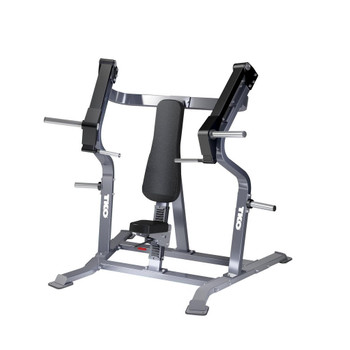TKO Plate Loaded Incline Chest Press Machine