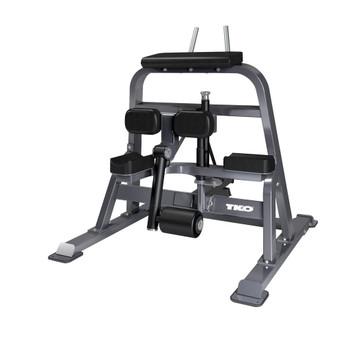 TKO Plate Loaded Standing Leg Curl Machine