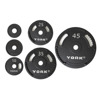 York G2 Cast Iron Olympic Plates