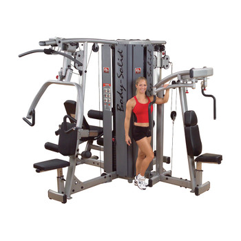 Body Solid (#DGYM) Modular Pro Multi Gym