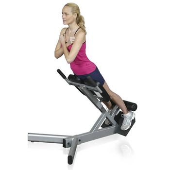 Inflight Fitness (#5070) Hyper Back Extension