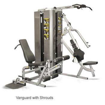 "Inflight Fitness ""Vanguard"" Multi-Station Gym"