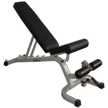 Valor Fitness (#DD-25) FID Bench w/ Wheels