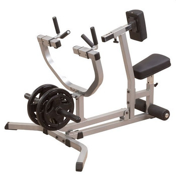 Body Solid (#GSRM40) Plate Load Seated Row