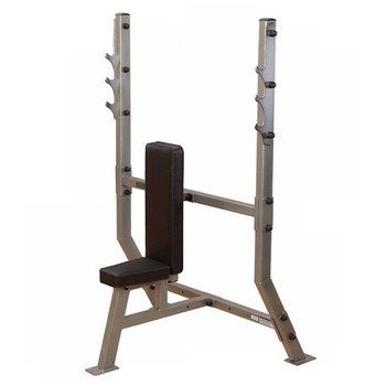 Body Solid (#SPB368G) Olympic Shoulder Press