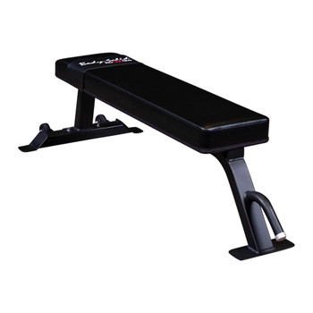 Body Solid (#SFB125) Pro Clubline Flat Bench