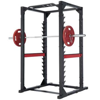 Steelflex Club Line Power Rack w/ Pull Up Bar