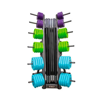 TKO (10 Pack) Group Strength Cardio Pump Set
