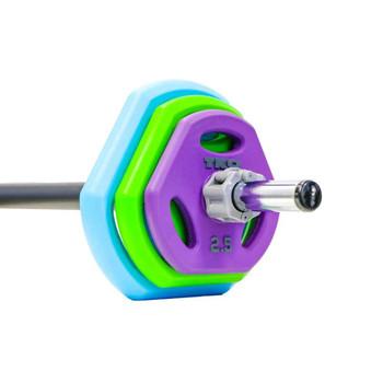 TKO (40 lb) Lightweight Cardio Pump Set