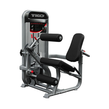 TKO (#8806) Dual Leg Extension & Curl Machine