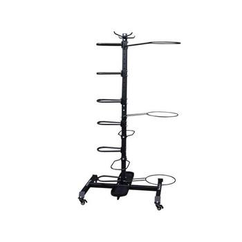 Body-Solid (#GAR100) Fitness Accessory Rack