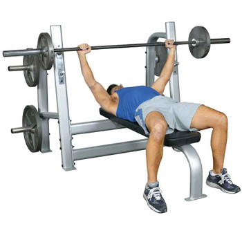 Inflight Fitness (#5000) Olympic Bench Press
